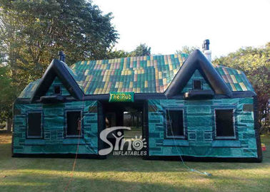 China Customized Inflatable Pub Tent Commercial For Outdoor Party factory