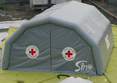 China Rapid Development Shelter Medical Inflatable Hospital Tent For Emergency Inflatable Rescue Tent Equipment factory