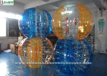 Custom Party Activities TPU Zorb Soccer Ball Inflatable Bumper Ball for Kids