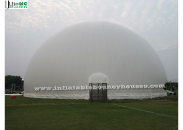 Giant Projection Inflatable Tent With Aluminium Door N Air Inflatable Tents Camping
