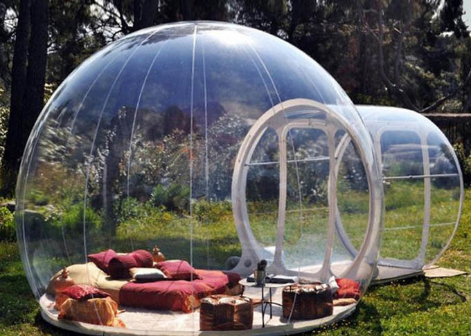 Commercial Outdoor Hotel Inflatable Transparent Tent For Sale From Sino factory 8